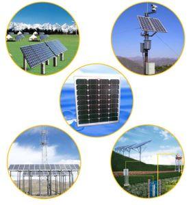 200W Monocrystalline Solar Panel with TUV & Ce Certificate Oda200-36-M pictures & photos