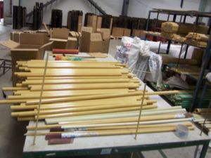 Fiberglass Fabric Moulded Rods and Tubes pictures & photos