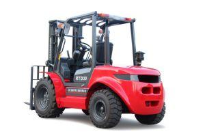 3.0t Rough Terrain Forklift Truck pictures & photos