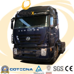 6X4 430HP Hongyan Iveco Tractor Truck with Cusor13 Iveco Engine pictures & photos