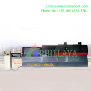 Automatical Digital Bending and Cutting Steel Bar Rebar CNC Machine pictures & photos