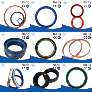 NBR Viton Silicon Oring Rubber Seal pictures & photos