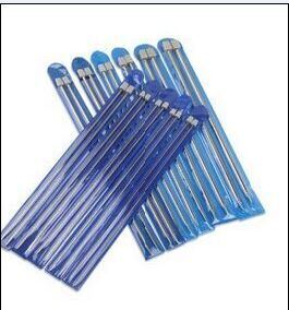 Stainless Hand Knitting Needles with Cap pictures & photos
