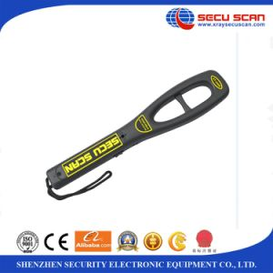 Anti Fall Hand Held Metal Detector AT2009 Human body scanner for Police pictures & photos