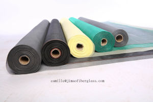 Plain Weave Fiberglass Window Screen Wire Mesh (Manufacturer)