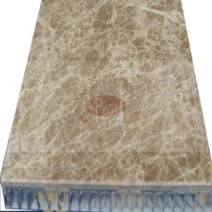 30-50mm Granite Surface Aluminum Honeycomb Panel pictures & photos