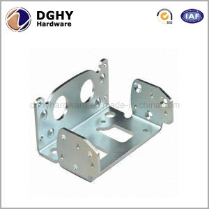 China Factory Made Motor Shell Sheet Metal Stamping Motor Parts pictures & photos