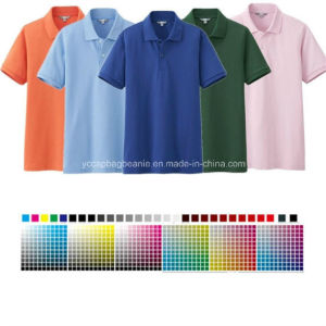 Various Color Choice T Shirt Polo pictures & photos
