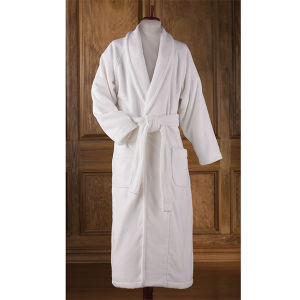 Formato Libero 100% Cotton Luxury Velvet Bathrobe pictures & photos