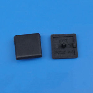 2020 Aluminum Profile Covering End Cap with Black Color 3.3mm and 5.0 Hole pictures & photos