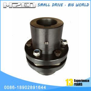 Hzcd Djm Lock Disc Single Elastic Diaphragm Universal Joint Coupling pictures & photos