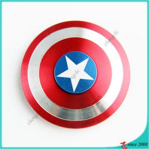 2017 Hot Selling Captain America Finger Spinner Desk Fidget Spinner Toy pictures & photos