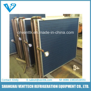 Copper-Nickel Tube Copper Fin Heat Exchanger for Seawater pictures & photos