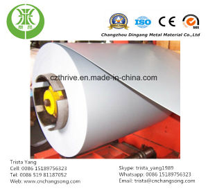 Color Coated Steel Coil (Galvanized, galvalume base metal) pictures & photos