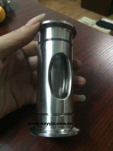Stainless Steel Inline Triclamp Sight Glass pictures & photos