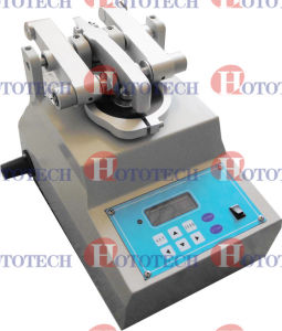 Taber Type Abrasion Tester for Materials pictures & photos