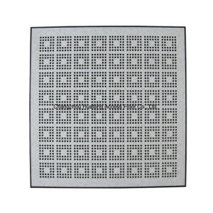 600*600mm Raised Access Perforated Panel pictures & photos