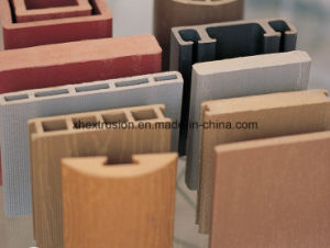 PE Door Profile Machine/PVC Plastic Panel Production Line pictures & photos