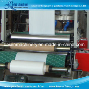 Automatic Quality Blow Film Extrusion Machine Double Winders Binhai Machinery pictures & photos
