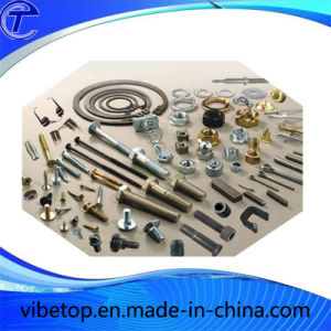 CNC Lathe Machining Parts Brass/Aluminium/Stainless Steel pictures & photos