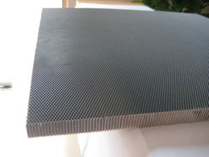 Aluminum Honeycomb Core for Working Table of Industrial Equipment (Sacrificial Laser beds and Tables) pictures & photos