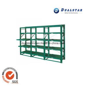 Medium Duty Warehouse Steel Storage Pallet Rack
