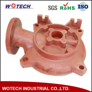 OEM Shell Mold Sand Casting Investment Casting