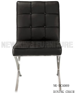 Latest Design Cheap Hotel Chairs Stainless Steel Sofa Chairs (NK-DCA069) pictures & photos