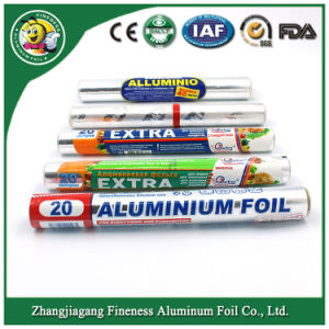 Super Quality Hotsell 8011 Aluminium Household Foil pictures & photos