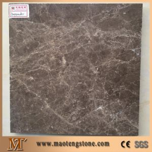 China Emperador Marble Slab Shower Wall pictures & photos