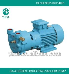Plastic Industry Use Single Stage Liquid Ring Vacuum Pump pictures & photos