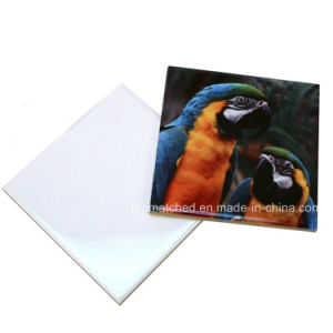 Ceramic Matte Sublimation Tile pictures & photos