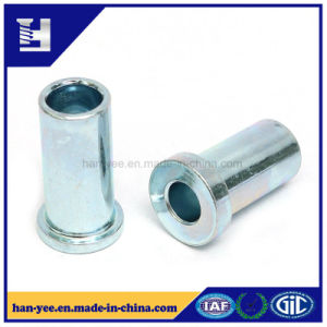 Galvanized Hollow Rivet for Flat Head Fastener pictures & photos