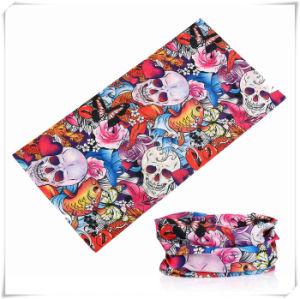 Wholesale Colorful Custom Turban Magic Headband Baby Bandana Bibs Multi Mask Cap Scarf pictures & photos