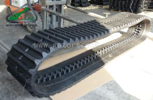 600 X 100 for Morooka Mst 550 800 Dumper Rubber Tracks pictures & photos