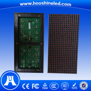 Cost Effective P10 DIP546 Red Color LED Temperature Display pictures & photos