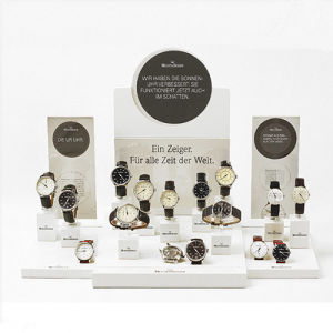 Factory Price Watch Display Showcase, Counter Top Watch Display Case pictures & photos