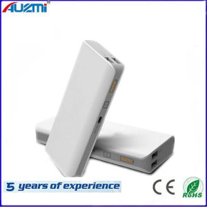Customized 12000mAh Portable Power Bank for Mobile Phone pictures & photos