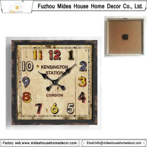 Antique Wall Clock Wholesale Price pictures & photos