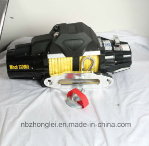 SUV off-Road Electric Winch Truck Winch (9500LB) pictures & photos