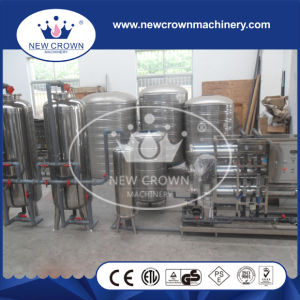 3000L/H Single Level Drinking Pure Water Purification Line pictures & photos