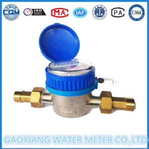 Single Jet Class C Brass Water Meter Price Lxsg-15e-50e pictures & photos