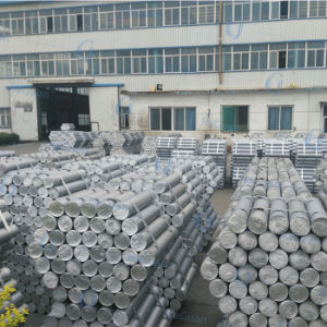 6061 6063 Aluminum Round Bar with Best Price High Grade pictures & photos