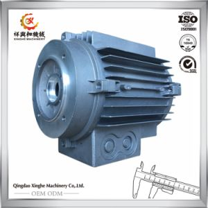 Aluminium Alloy Sand Casting Motor Housing Auto Parts pictures & photos