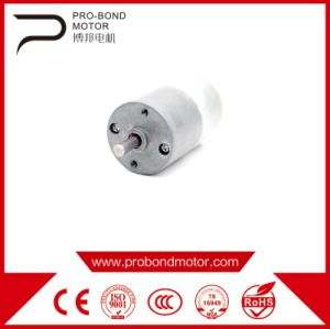 Electric Motor Speed Gear Reducer DC Motor 27mm pictures & photos