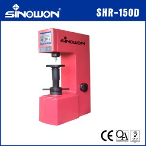 LCD Touch Screen Durometros Hardness Rockwell Tester (SHR-150D) pictures & photos