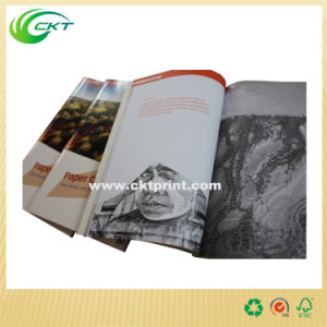Art Paper Book Printing with Full Color (CKT-BK-552)