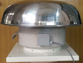 Roof Exhaust Fan with Higher Quality Ball Bearing Motor pictures & photos