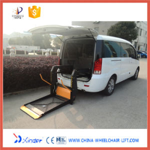 720*1150 Portable Electrical &Hydraulic Wheelchair Lift (WL-D-880) pictures & photos