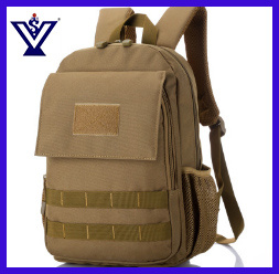 High-Grade Waterproof Nylon Fabric Backpack (SYSG-1881) pictures & photos
